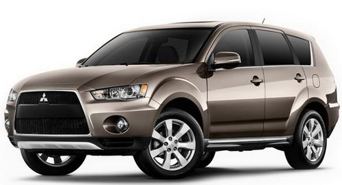 Product picture Mitsubishi Outlander 2007 to 2011 Service Repair Manual
