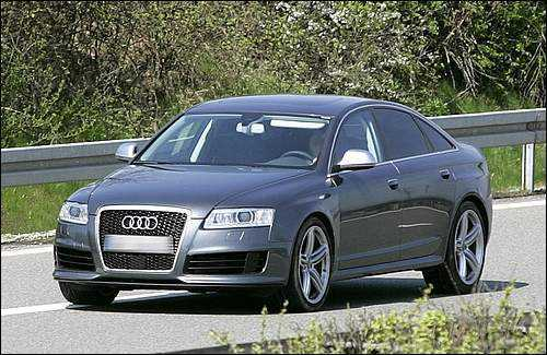 Product picture Audi A6 C6 2008 to 2010 Workshop Service Repair Manual