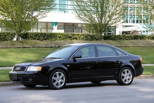 Product picture Audi A6 1998 to 2004 Factory Service Repair Manual